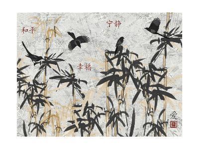 Bamboo Jungle-Diane Stimson-Art Print