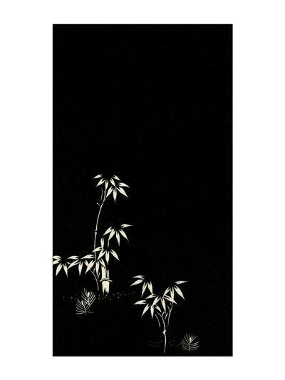 Bamboo Night--Art Print