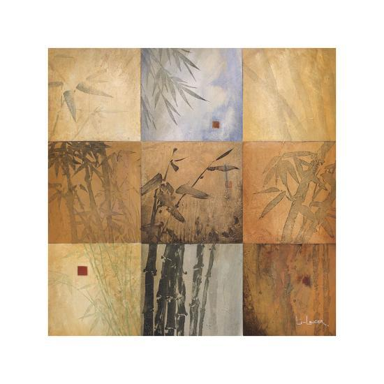 Bamboo Nine Patch-Don Li-Leger-Giclee Print