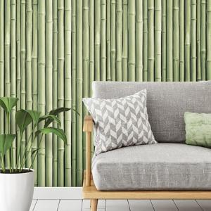 BAMBOO REMOVABLE WALLPAPER