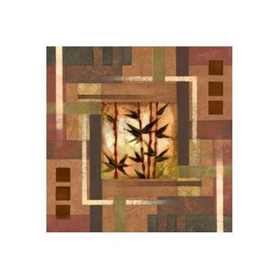 Bamboo View II-Cruz-Collectable Print