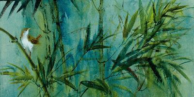 Bambu IV-Mei-Giclee Print