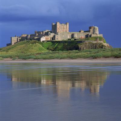 Bamburgh Castle, Northumberland, England, United Kingdom, Europe-Roy Rainford-Photographic Print