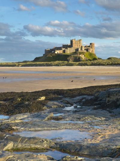 Bamburgh Castle, Northumberland, England, United Kingdom, Europe-Wogan David-Photographic Print
