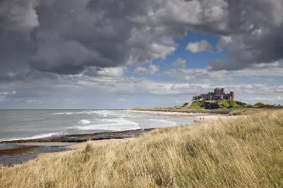 Bamburgh Castle; Northumberland, England-Design Pics Inc-Photographic Print
