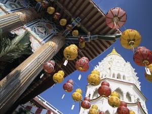 Ban Po Thar Pagoda in Malaysia
