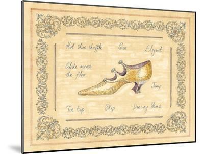 Dancing Shoe by Banafshe Schippel