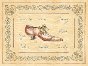 Vogue Shoe by Banafshe Schippel