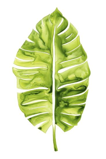 Banana Leaf Study I-Grace Popp-Art Print