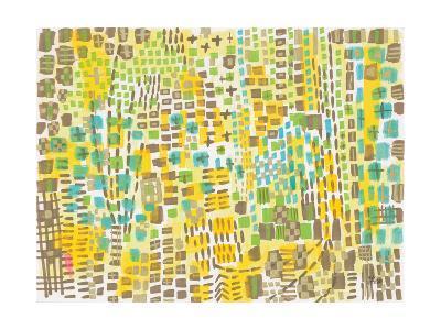 Banana Mash-Melissa Averinos-Art Print