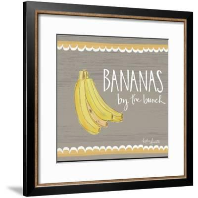Bananas by the Bunch-Katie Doucette-Framed Art Print