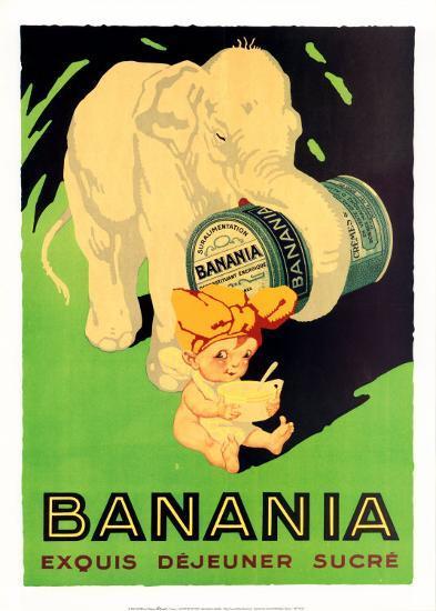 Banania Exquis Dejeuner Sucre--Art Print