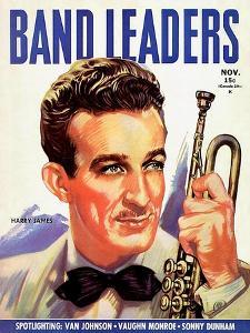 Band Leaders, Harry James, 1945, USA