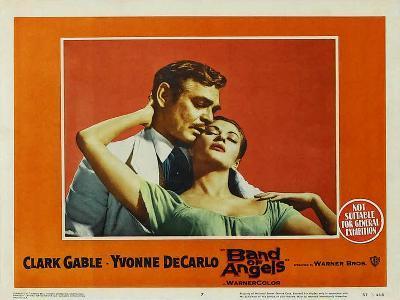 Band of Angels, 1957--Art Print