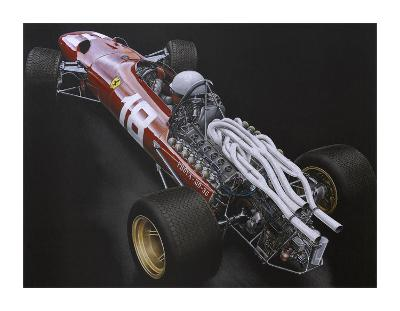 Bandini-Todd Strothers-Giclee Print