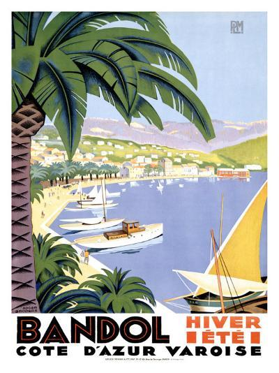 Bandol-Roger Broders-Giclee Print