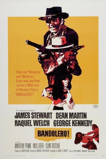 Bandolero!, 1968--Giclee Print
