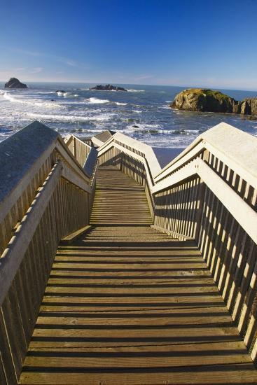 Bandon Beach, Oregon, USA-Craig Tuttle-Photographic Print