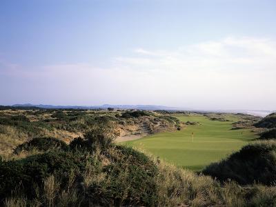 Bandon Dunes Golf Course, Hole 5-Stephen Szurlej-Premium Photographic Print
