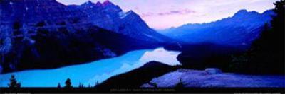 Banff National Park - Alberta-John Lawrence-Art Print