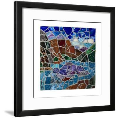Banff-Jonathan Mandell-Framed Giclee Print