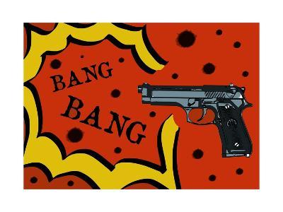 Bang Bang-Logan81-Art Print