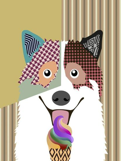 Bangkaew Dog-Adefioye Lanre-Giclee Print