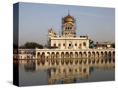 Bangla Sahib Gurdwara, New Delhi, India, Asia