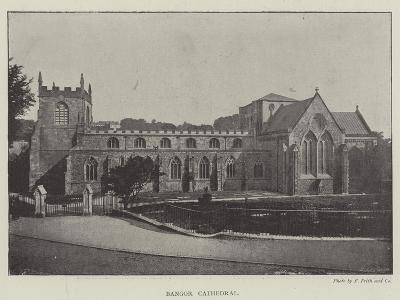 Bangor Cathedral--Giclee Print