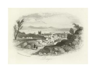 Bangor, North Wales--Giclee Print