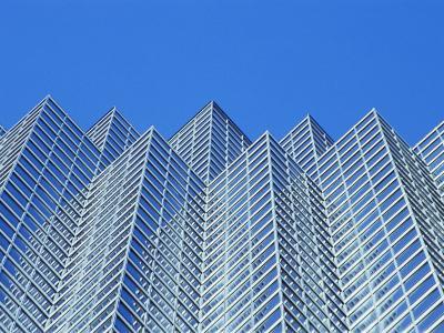 Bank of America, Dallas, Texas, USA--Photographic Print