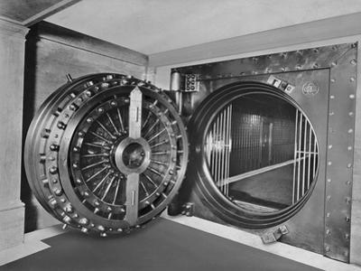 Bank Vault of Midland Bank