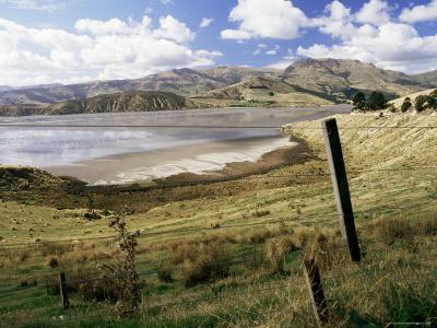 Banks Peninsula, South Island, New Zealand-Ken Gillham-Photographic Print