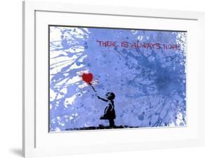 128 Balloon Girl by Banksy