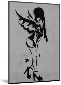 Amy by Banksy