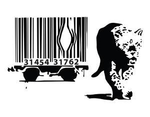 Barcode by Banksy