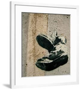 Boots by Banksy