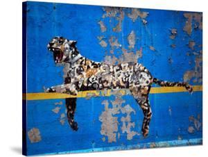 Bronx Zoo by Banksy