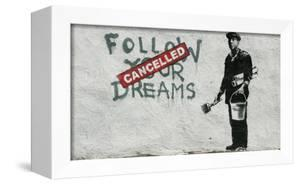 Cancelled Dreams by Banksy