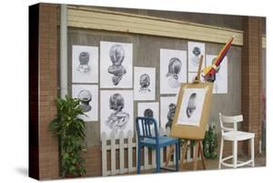 Dismal Portraits by Banksy