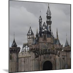 Dismal's Castle Photo by Banksy