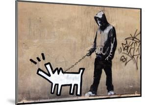 Dog by Banksy