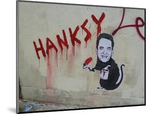 Hanksy by Banksy