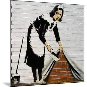 Maid by Banksy