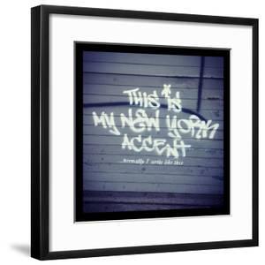 My New York Min by Banksy