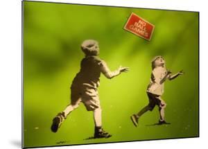 No Ball Games by Banksy