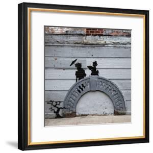 NYC Japanese Bridge by Banksy