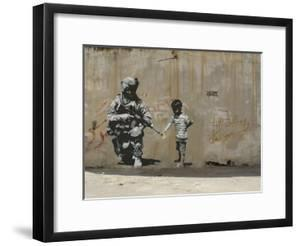 Peace by Banksy
