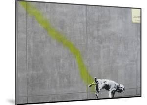 Pee by Banksy