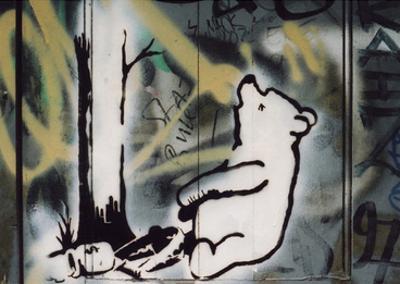 Pooh bear-trap